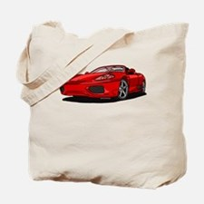 Ferrari 360 Spider Tote Bag