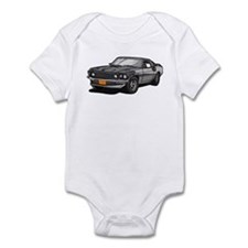 1969 Ford Mustang Mach 1 Infant Bodysuit