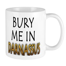 Bury Me In Darnassus Mug