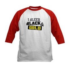 Bleed Black and Gold Tee