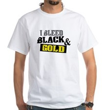 Bleed Black and Gold Shirt