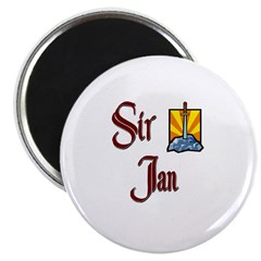Sir Jan Magnet