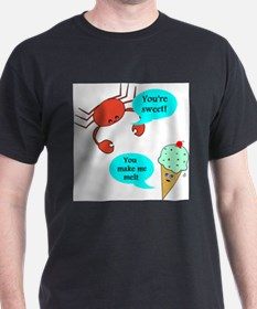 Cute Seafood lover T-Shirt