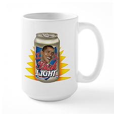 Obama is BUSH Light Mug