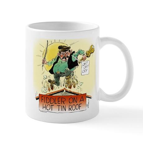 Fiddler Hot Tin Roof Mug