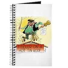 Fiddler Hot Tin Roof Journal