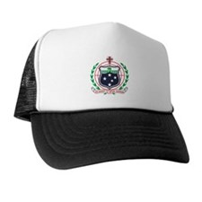 Samoa Coat of Arms Trucker Hat