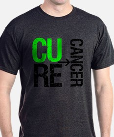Cure (Lymphoma) Cancer T-Shirt