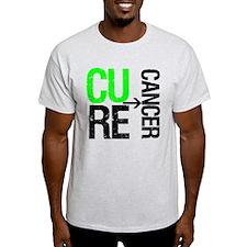 Cure (Lymphoma) Cancer T-Shirt