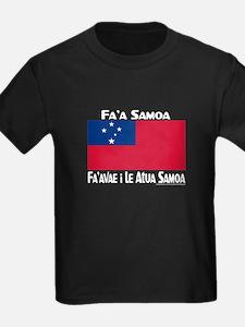 Fa'avaei le atua Samoa T