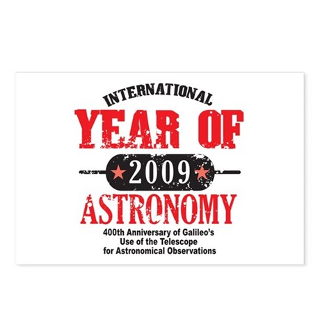 Year of Astronomy Postcards (Package of 8)