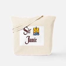 Sir Jamie Tote Bag