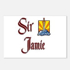 Sir Jamie Postcards (Package of 8)