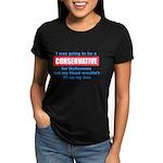 POTVIN SUCKS Women's Dark T-Shirt