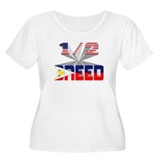 Philippines 1/2 breed T-Shirt