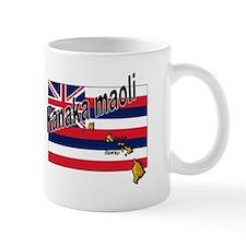 Kanaka maoli Small Mug
