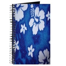 Tropical DRK blue Journal