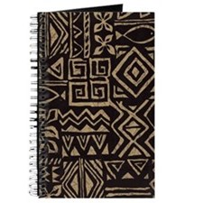 Polynesain print 2 Journal