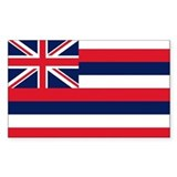 Hawaiian flag Single
