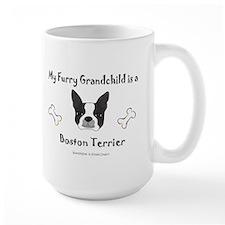 boston terrier gifts Ceramic Mugs