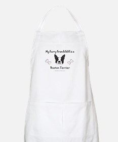 boston terrier gifts BBQ Apron