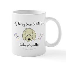 labradoodle gifts Small Mug