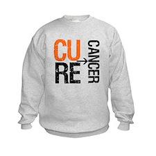 Cure (Kidney) Cancer Sweatshirt