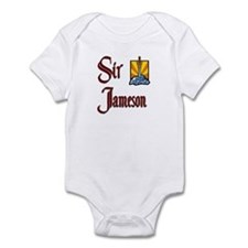 Sir Jameson Infant Bodysuit