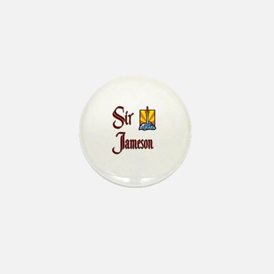 Sir Jameson Mini Button