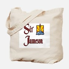 Sir Jameson Tote Bag