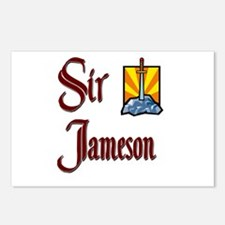 Sir Jameson Postcards (Package of 8)
