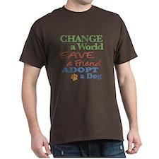 Change a World T-Shirt