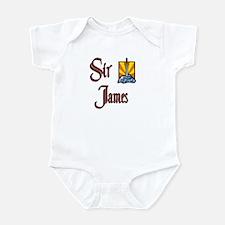 Sir James Infant Bodysuit