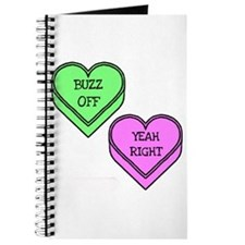 Conversation Hearts Journal