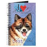 Dog herding Journals & Spiral Notebooks