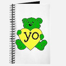 Yo Bear Journal
