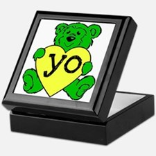 Yo Bear Keepsake Box