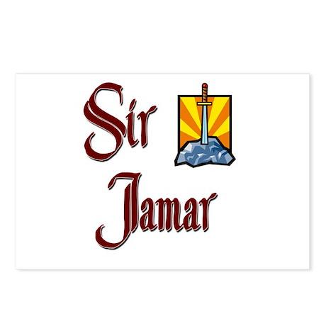Sir Jamar Postcards (Package of 8)