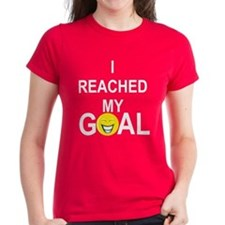 Reached My Goal Tee