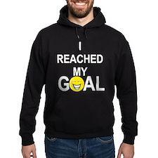 Reached My Goal Hoodie