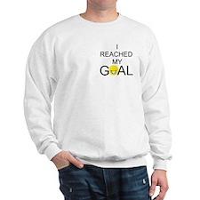 Reached My Goal Sweatshirt
