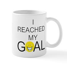 Reached My Goal Mug