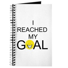Reached My Goal Journal