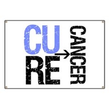 Cure (Lymphoma) Cancer Banner