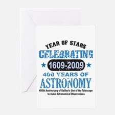 Astronomy Lover Greeting Card