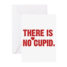 There is no Cupid Greeting Cards (Pk of 10)