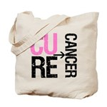 Cure (Breast) Cancer Tote Bag