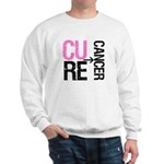 Cure (Breast) Cancer Sweatshirt