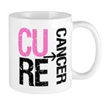 Cure (Breast) Cancer Mug
