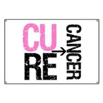 Cure (Breast) Cancer Banner
